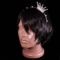Корона «Принцессы» серебряная