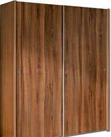 Шкаф-купе 2-х дверный Люкс SWISSPAN (Скай ТМ)