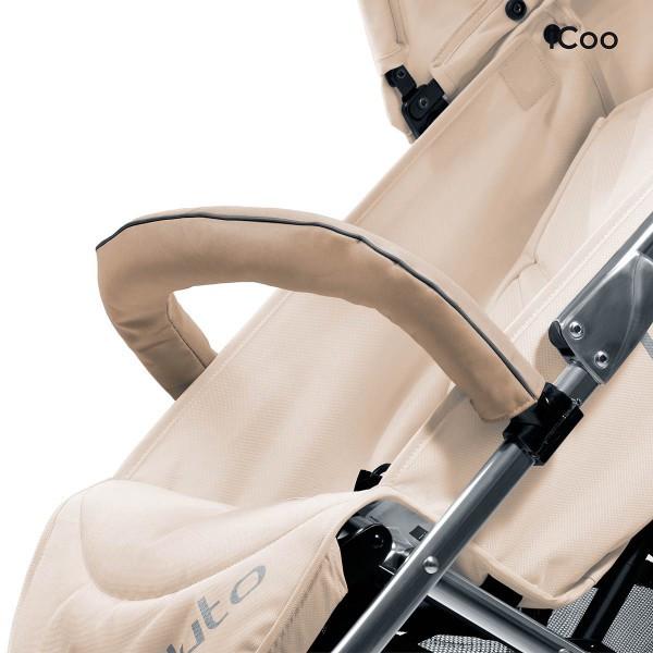 Бампер для коляски iCoo