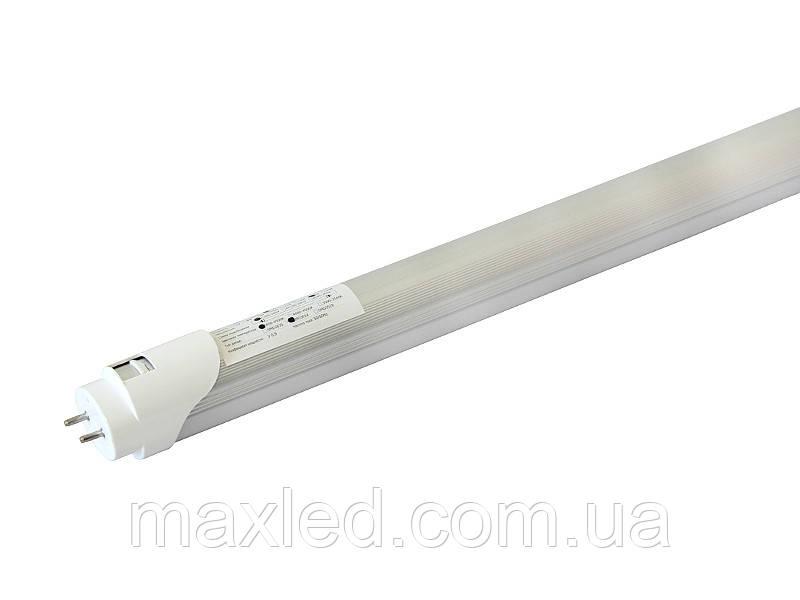Лампа светодиодная  9Вт CW матовая T8M-2835-0.6A 9CW 6500К
