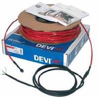 """Нагревательный кабель Devi,  7 м, 130 Вт,  для  системы """"Теплый пол"""" DEVIflex 18T, фото 1"""