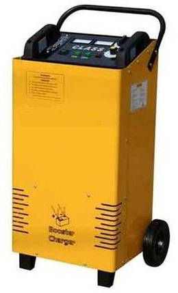Пуско-зарядний пристрій 12/24V, пусковий струм 500A, 220V G. I. KRAFT GI35112, фото 2
