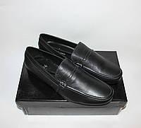 Шикарные кожаные мокасины G. Alex Luis, Оригинал, фото 1
