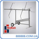 Мобильный стенд для окраски съемных деталей SR-956 Skyrack