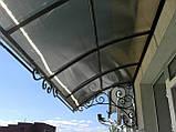 Поликарбонат монолитный, Monogal, прозрачный 2 мм 2,05 * 3,05м, фото 2