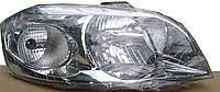 Фара передняя правая Авео Т250 ( механическая регулировка) Tempest