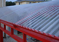 Профилированный ПВХ лист (профнастил) Marvec Самые качественные материалы от производителя!