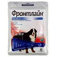 Merial  FrontLine Spot On XL (Фронтлайн) капли для собак от 40 до 60 кг 1пипетка