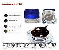 Пигменты для татуажа бровей 6D( PCD ) 5 мл