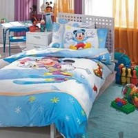Детское постельное бельё ТАС Mickey Slalom (Микки Слалом)
