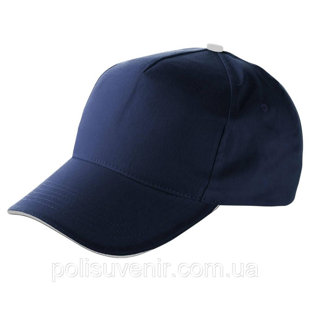 Хлопковая кепка 5-ти панельная