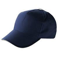 Хлопковая кепка 5-ти панельная, фото 1