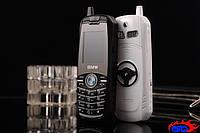 Мобильный телефон на 3 сим-карты BMW X7 с большой батареей 5800Mah + фонарик