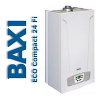 Газовий котел BAXI Eco Compact 24 Fi