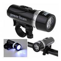 Велосипедный фонарик Power beam