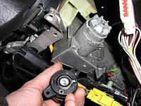 Ремонт автомобильного замка зажигания. Nissan (ниссан)