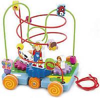 Viga Toys Лабиринт Viga Toys Машинка (50120)
