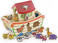 Viga Toys Сортер Viga Toys Ноев ковчег (50345), фото 1