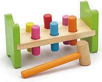 Viga Toys Развивающая игрушка Viga Toys Забей гвоздик (50827VG)