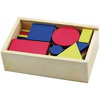Viga Toys Набор Viga Toys Логические блоки (56164)