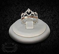 """Серебряное кольцо """"Корона 2"""""""