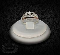 """Серебряное кольцо """"Корона 3"""""""
