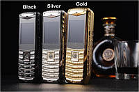 Телефон VERTU V8 3 Sim с тремя сим-картами Большая батарея 5800 Mah + фонарик