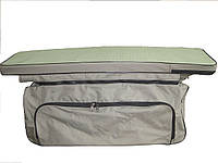Накладка мягкая на сиденье с сумкой-рундуком