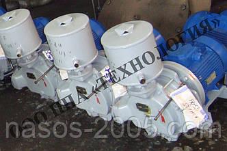 Насос ВВН1-1,5 вакуумный водокольцевой моноблочный