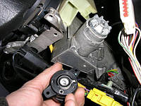 Ремонт автомобильного замка зажигания.Fiat (Фиат)