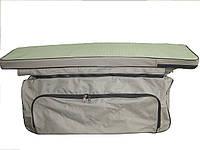 Сумка-багажник под сиденье с мягкой накладкой (100х20х4), фото 1
