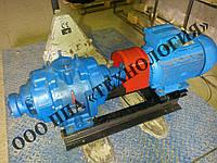 Насос ВВН1-3 вакуумный водокольцевой в агрегате с электродвигателем