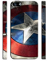 Чехол для iPhone 5/5S  Marvel Супергерои