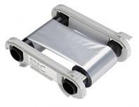 Лента риббон METALLIC SILVER - 1000 prints / roll(RCT017NAA) серебро, на 1000 оттисков
