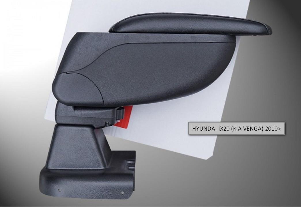 Подлокотник Armcik S2 Hyundai iX 20 / KIA Venga 2010> со сдвижной крышкой , фото 1