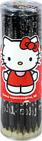 Карандаши графитные с кристаллом Hello Kitty (HK14-059K)
