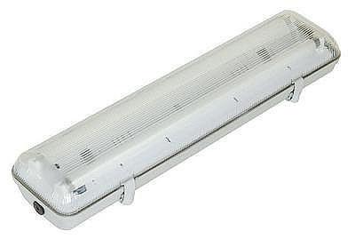 Светильник светодиодный T8 2*18W G13 IP65 гермет (для LED T8) / LM970
