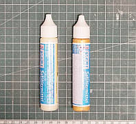 Краска  FROST DESIGN матирующая по стеклу  Hobby Line 29 мл ЗОЛОТО