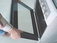 Замена дверки жарочного шкафа, духовки