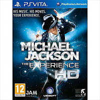 Michael Jackson The Experience HD (PS Vita)