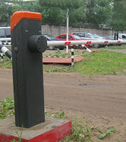 Шлагбаум автоматический NICE X-BAR 4 (для проездов шириной до 4 метров)