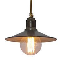 Светильник подвесной купол Loft Steampunk [ Pendant Brown Patina ]
