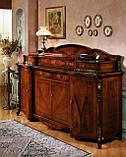Набір для Вітальні Barocco Noce, Виробник Fr.lli Pistolesi (Італія), Набор мебели для гостинной, фото 2