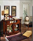 Набір для Вітальні Barocco Noce, Виробник Fr.lli Pistolesi (Італія), Набор мебели для гостинной, фото 3