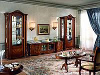 Набір для Вітальні Barocco Noce, Виробник Fr.lli Pistolesi (Італія), Набор мебели для гостинной