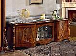 Набір для Вітальні Barocco Noce, Виробник Fr.lli Pistolesi (Італія), Набор мебели для гостинной, фото 4