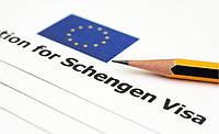 Заполнение визовых анкет шенген