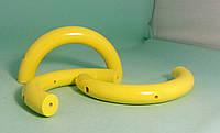 Полукольцо большое Желтый, фото 1