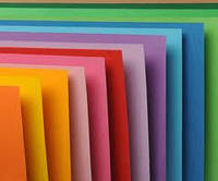 Картон, гофрокартон, цветная бумага