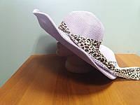 Шляпы женские поля 18 см., фото 1